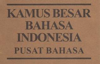 KKBI Kamus Besar Bahasa Indonesia