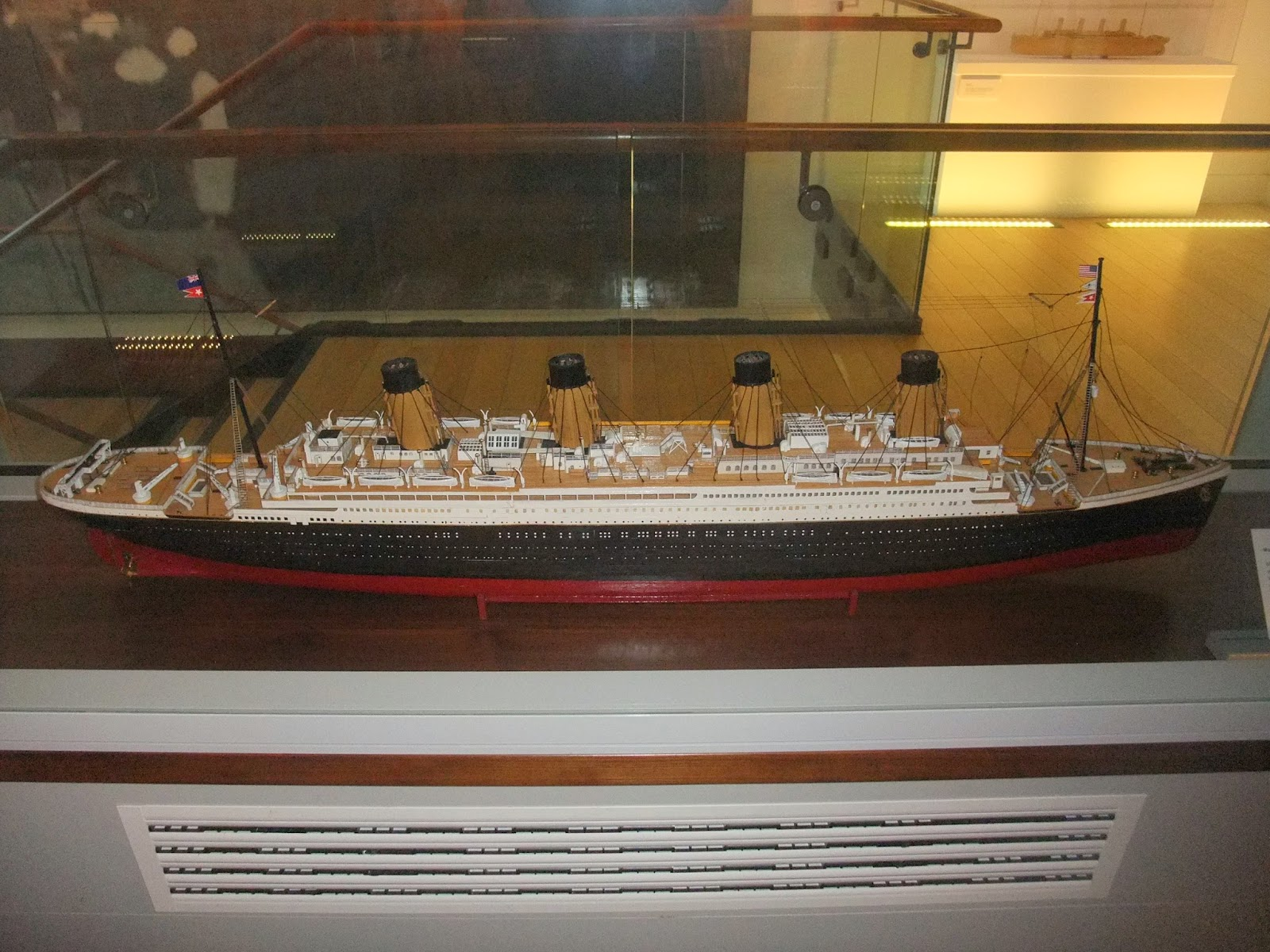 The Accidental Home Educator The Titanic Exhibition At