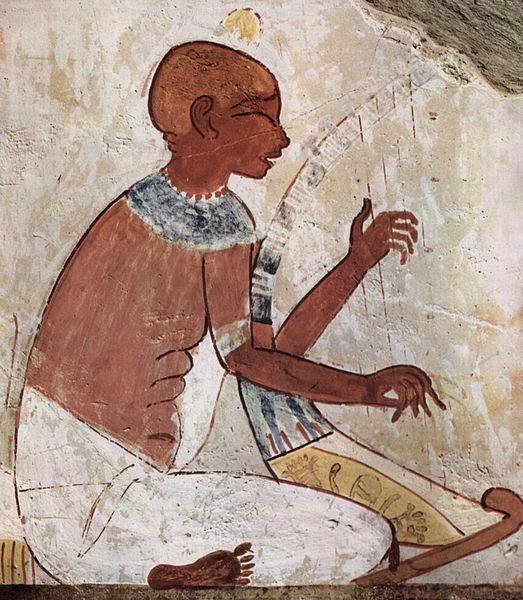 http://es.wikipedia.org/wiki/M%C3%BAsica_en_el_Antiguo_Egipto