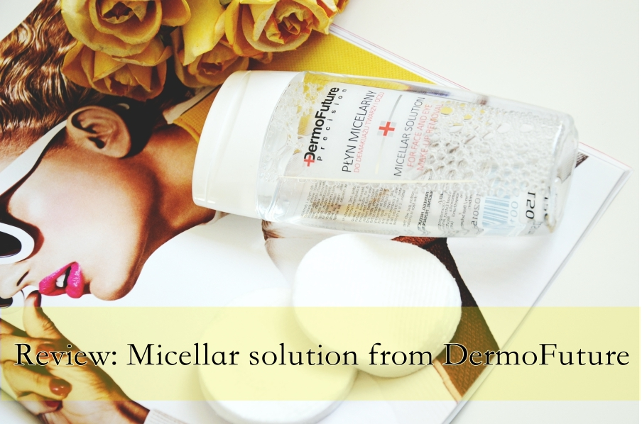 Review: Micellar solution from DermoFuture