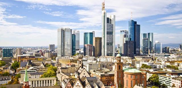 Hospedagem em Frankfurt
