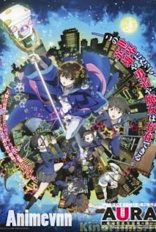 Aura: Maryuuinkouga Saigo no Tatakai - Aura: Koga Maryuin's Last War 2013 Poster