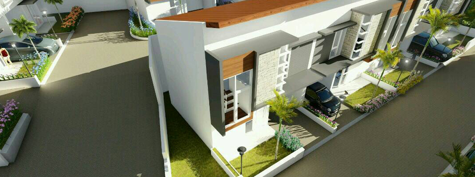 Exotic Panderman Hill - Rumah Villa di Batu Malang Harga Mulai 350 juta