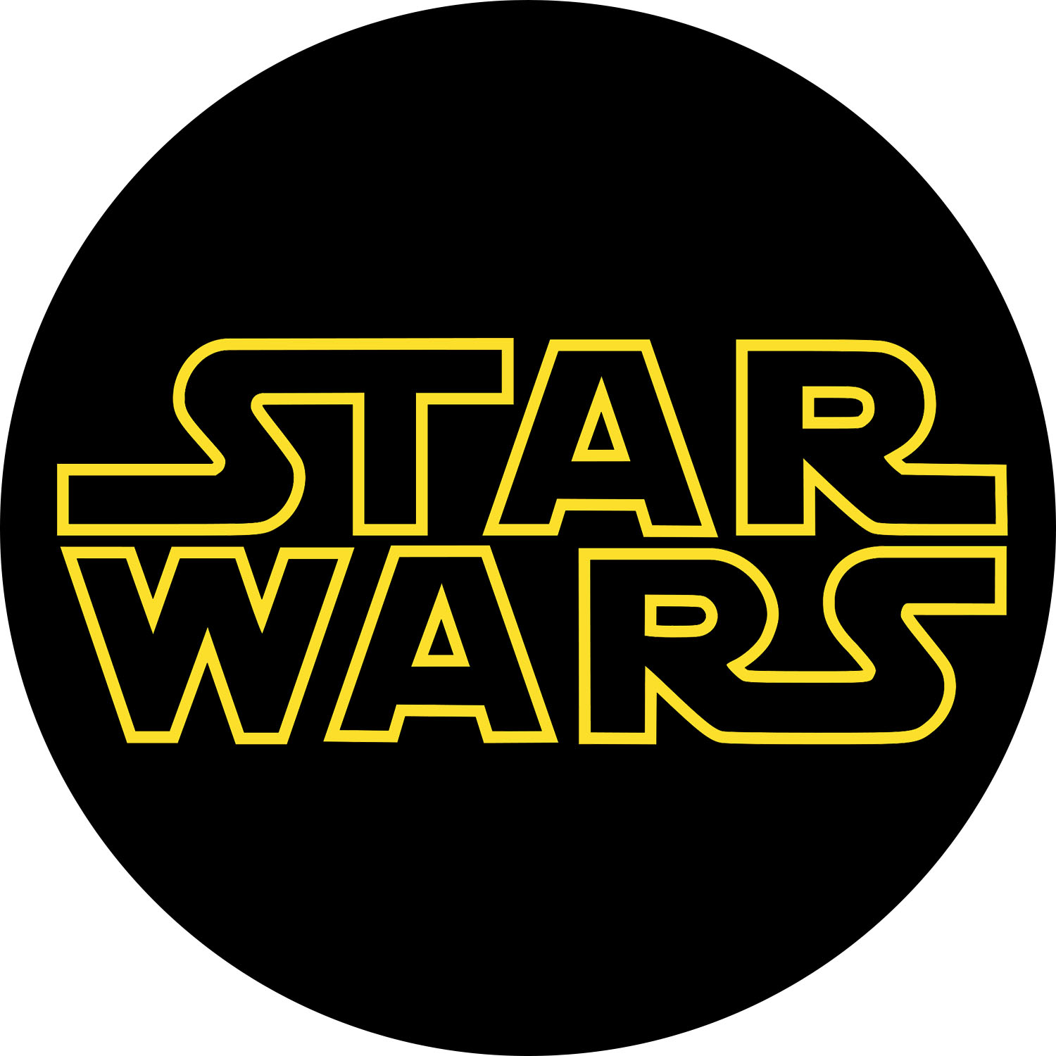 image regarding Printable Star Wars Images known as Star Wars Infants: Totally free Printable Toppers and Wrappers for