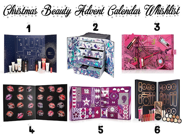 Christmas Whishlist | Beauty Advent Calendar Edition
