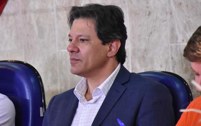 Haddad protagoniza confrontos com Alckmin e Meirelles