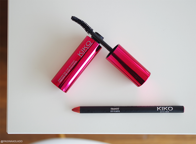 Makeup Beauty Cosmetics Trend Makeupfactory Kiko blush lippencil mascara