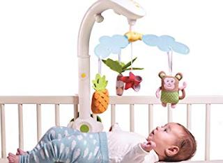 Permianan Crib Mobile Untuk Bayi