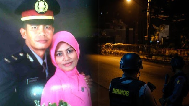 5 Polisi Gugur Dieksekusi Secara Sadis Oleh Teroris di Mako Brimob, Alumni 212 Ini Heran, PKS Bungkam!