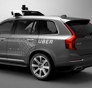 Auto guida autonoma: Uber e Volvo insieme