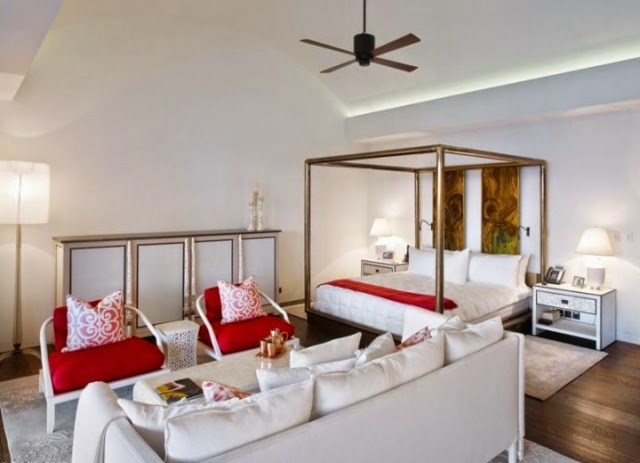 decorar dormitorio moderno