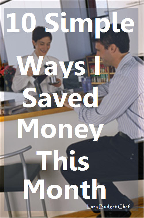 new and simple ways to save money