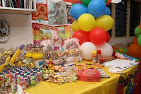 Candy Buffet for Birthday Party Jakarta