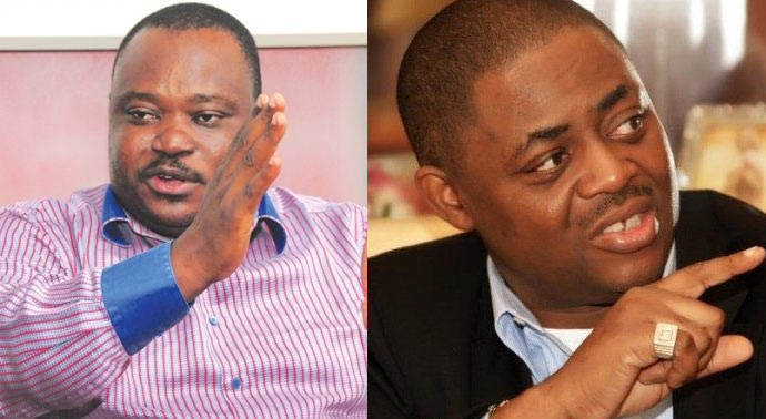 FFK planning to beat up Jimoh Ibrahim?  I'll meet you face to face, FFK boasts