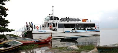 Turismo da Ilha Comprida anuncia a agenda de passeios de catamarã para o segundo semestre