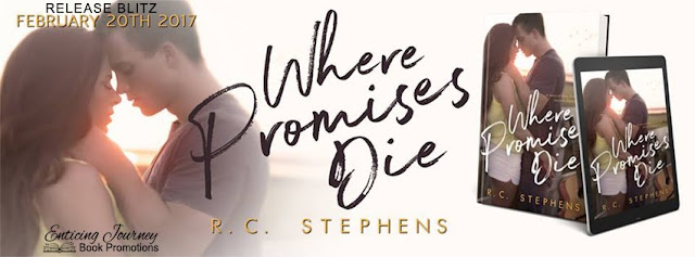 Release: Where Promises Die by R.C. Stephens