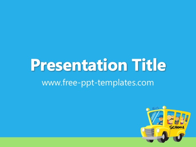 school ppt templates