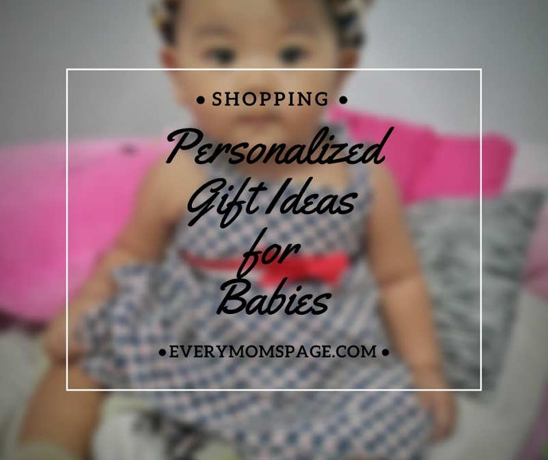 Personalized Gift Ideas for Babies