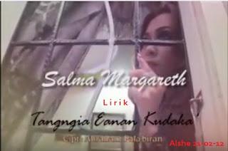 Lirik Lagu Tangngia Eanan Kudaka' - Salma Margareth