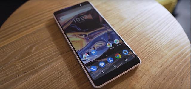 Cara Install Pembaruan (Upgrade) Nokia 7 Plus ke Android Pie 9 (OTA)