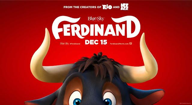 Film Ferdinand, Animasi Ferdinand (2017), Film animasi Ferdinand (2017) di Bioskop Indonesia, Ferdinand (2017) di Layar Kaca, Tanggal Rilis Ferdinand (2017), Tanggal Tayang Film Ferdinand (2017), Sinopsis Ferdinand (2017), Plot Ferdinand (2017), Film untuk Anak Ferdinand (2017)