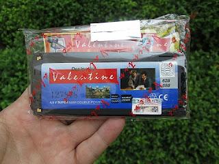 baterai hape satelit Ericsson R190 valentine