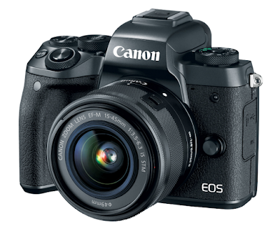 Canon EOS M5 Official Sample Images