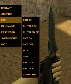 CommandMenu 4Fun e Mix CS 1.6, command menu