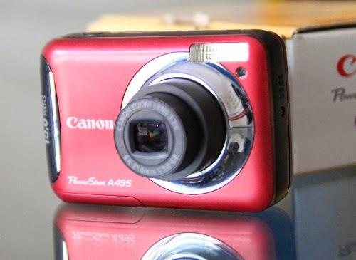 jual kamera bekas canon
