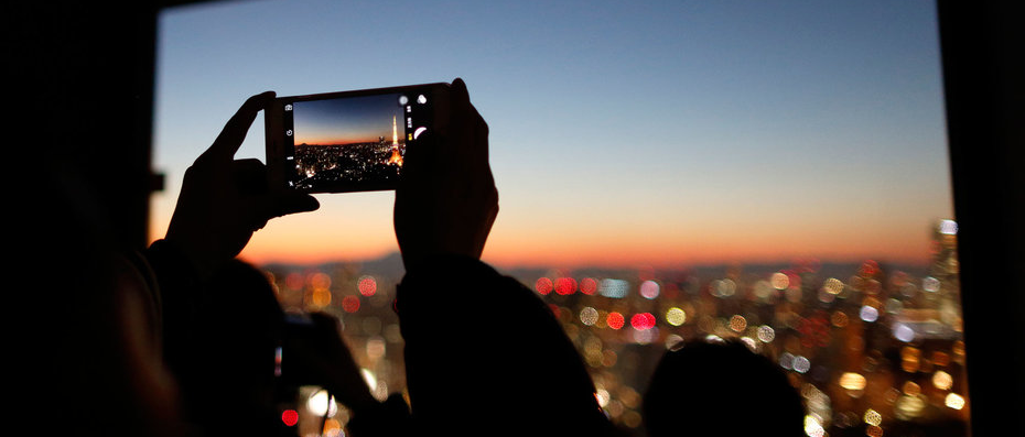 How to Take Better Photographs with Your Smartphone