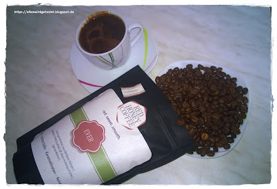 Arabica Kaffee/ Red Honey Coffee Ever