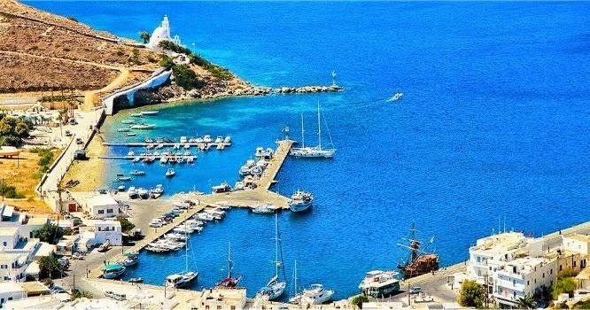 Come arrivare a Milos - Milos Grecia