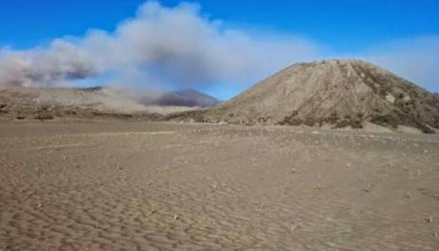 Lautan Pasir Wisata Gunung Bromo