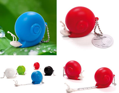 Creative Snail Inspired Products and Designs (10) 1