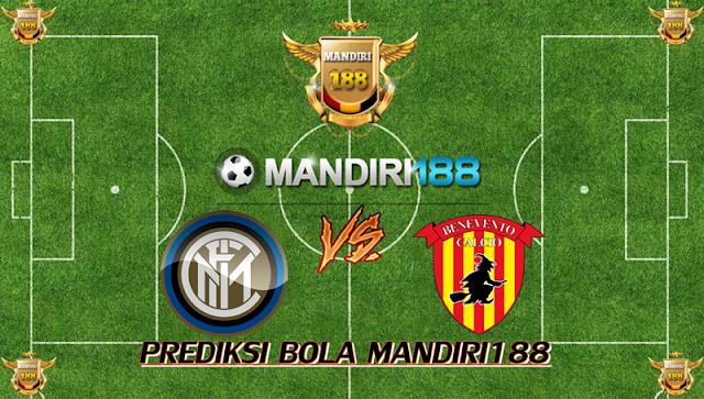 AGEN BOLA - Prediksi Inter Milan vs Benevento 25 Februari 2018