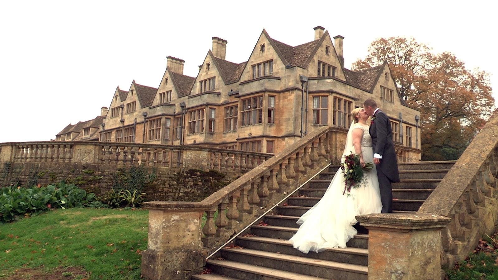Paul Danni Wedding At Coombe Lodge