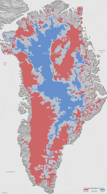 Orbiter space news 2016 07 31 state whether the bottom of the ice is melted or not leading to the first map that identifies frozen and thawed areas across the whole ice sheet publicscrutiny Images