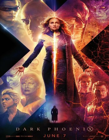 Dark Phoenix (2019) Dual Audio Hindi 480p HDTS x264 300MB Movie Download