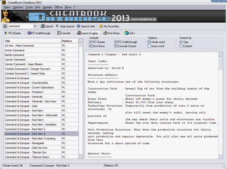 Download Cheatbook Database 2013, cheat book, buku cheat, cheat database