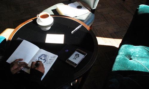 Montblanc Augmented Paper Satukan Seni Menulis Tradisional di Ruang Digital