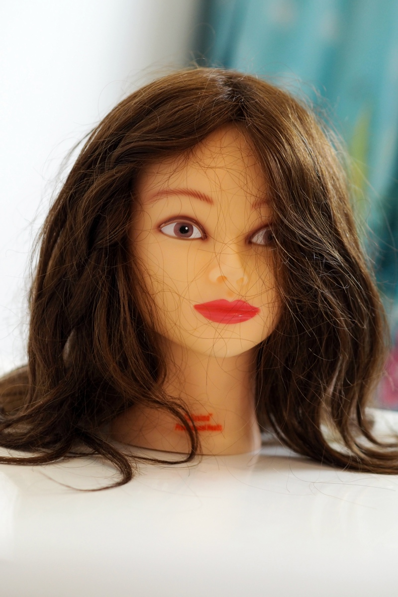 główka fryzjerska