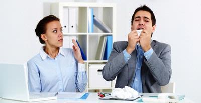 3 Trik Menghindari Terkena Flu Ketika Kontak Dengan Penderita