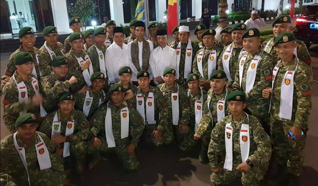 Difitnah Radikal, Ustadz Abdul Somad Justru Dihormati Prajurit TNI AD
