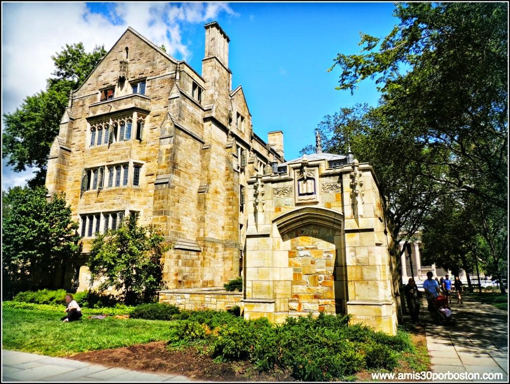 Bibliotecas Universidad de Yale