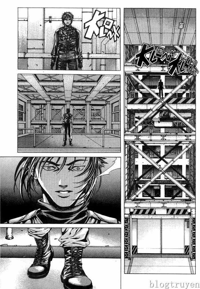 Zombie hunter chap 8 trang 13