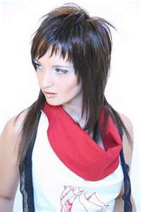 Ceberities And Style: Long Edgy Mullet Hairstyles for Women