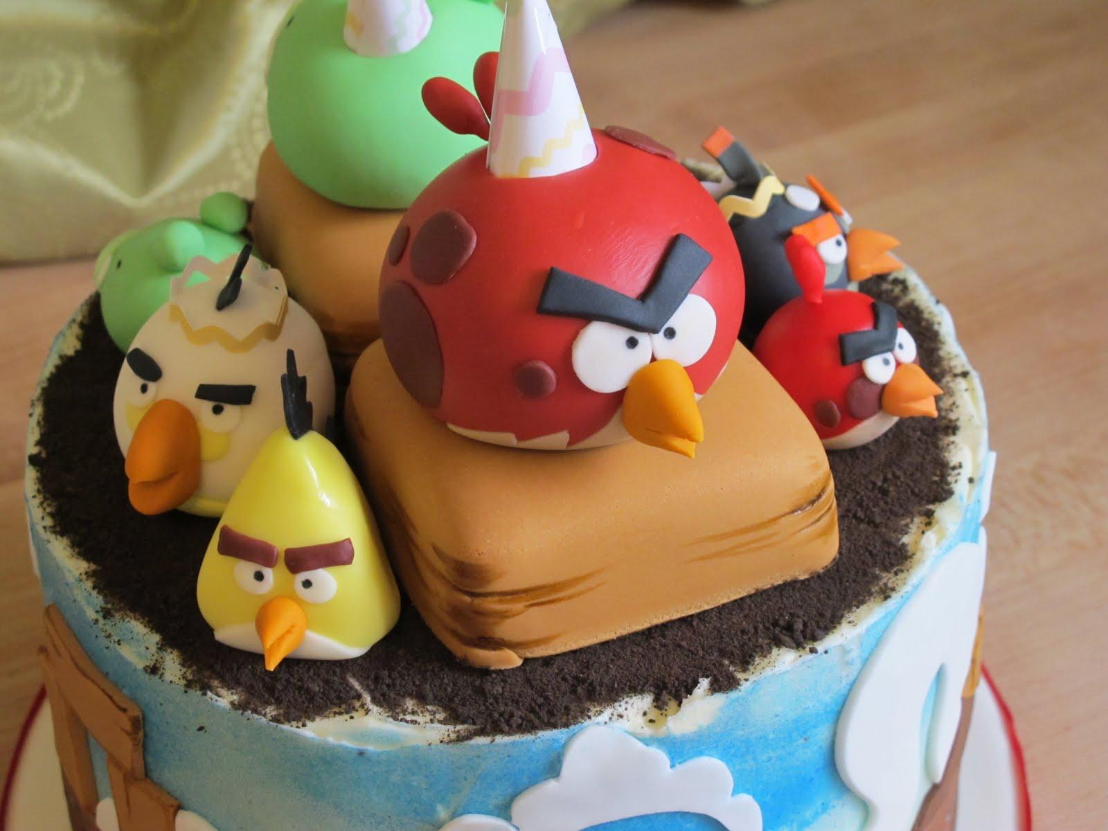 Bird Birthday Cake Cake Ideas And Designs