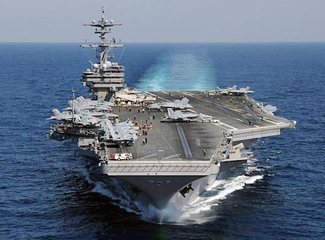Tàu sân bay tấn công USS John C.Stennis