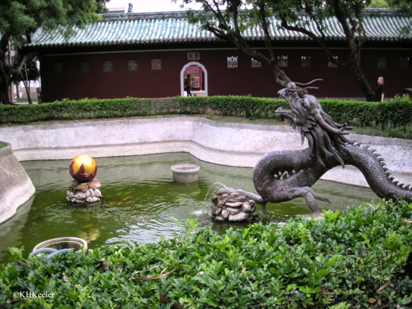 Taiwan pool