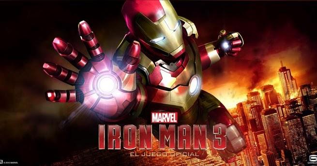 COPIA DE SEGURIDAD: Descargar Iron Man 3